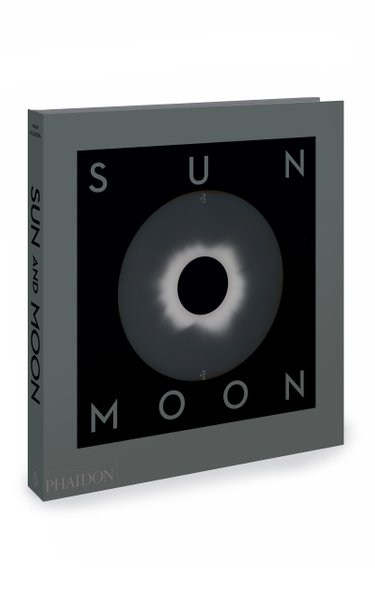 Sun And Moon: A Story Of Astronomy, Photography And Mapping Hardcover Book