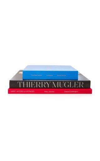 Fashion Designer Collection Set-of-Three Books