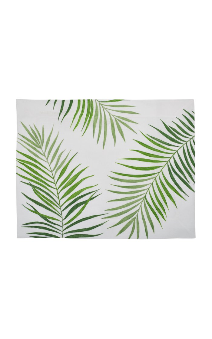 Tropic New  Placemat And Napkin Set