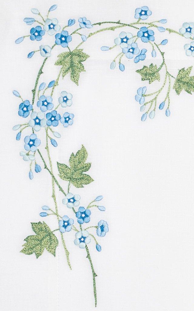 Liberty Blue Placemat And Napkin Set