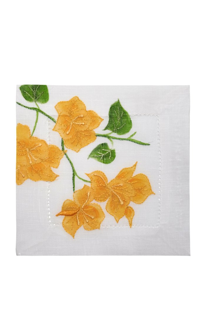 Set Of 4 Bougainvilliers  Coaster