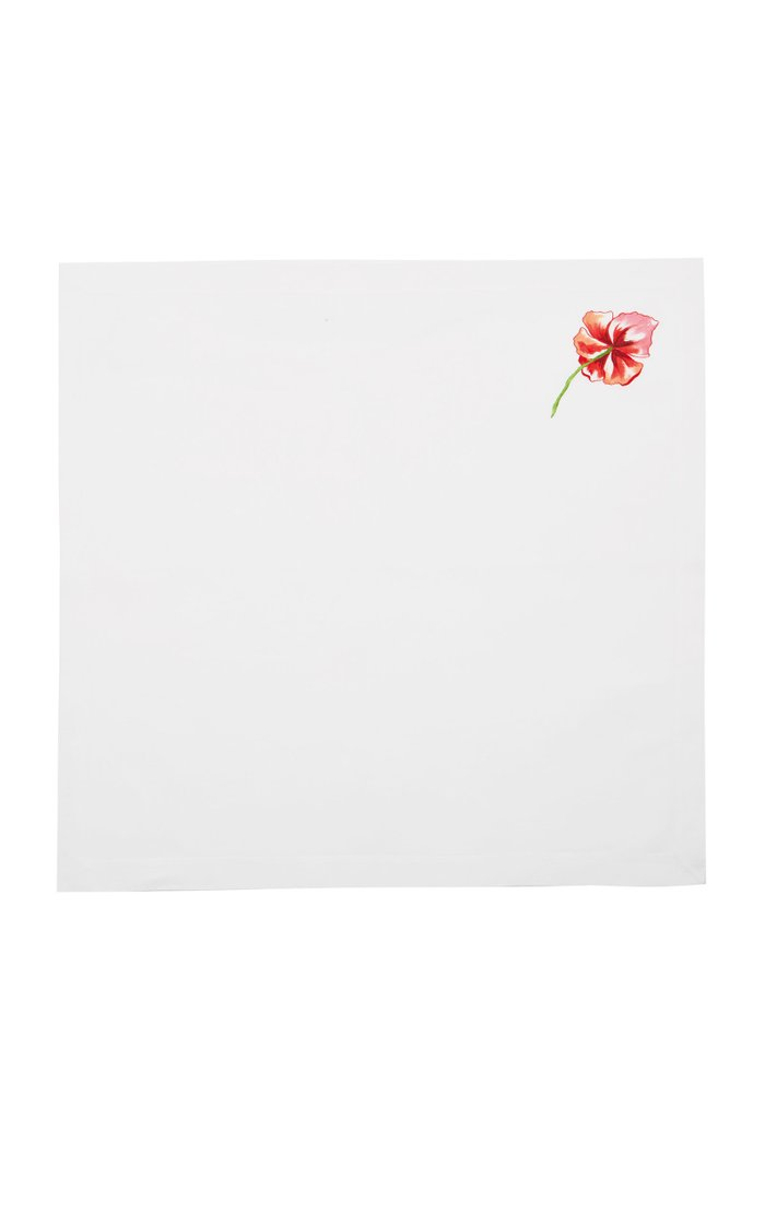 Coquelicot Placemat And Napkin Set