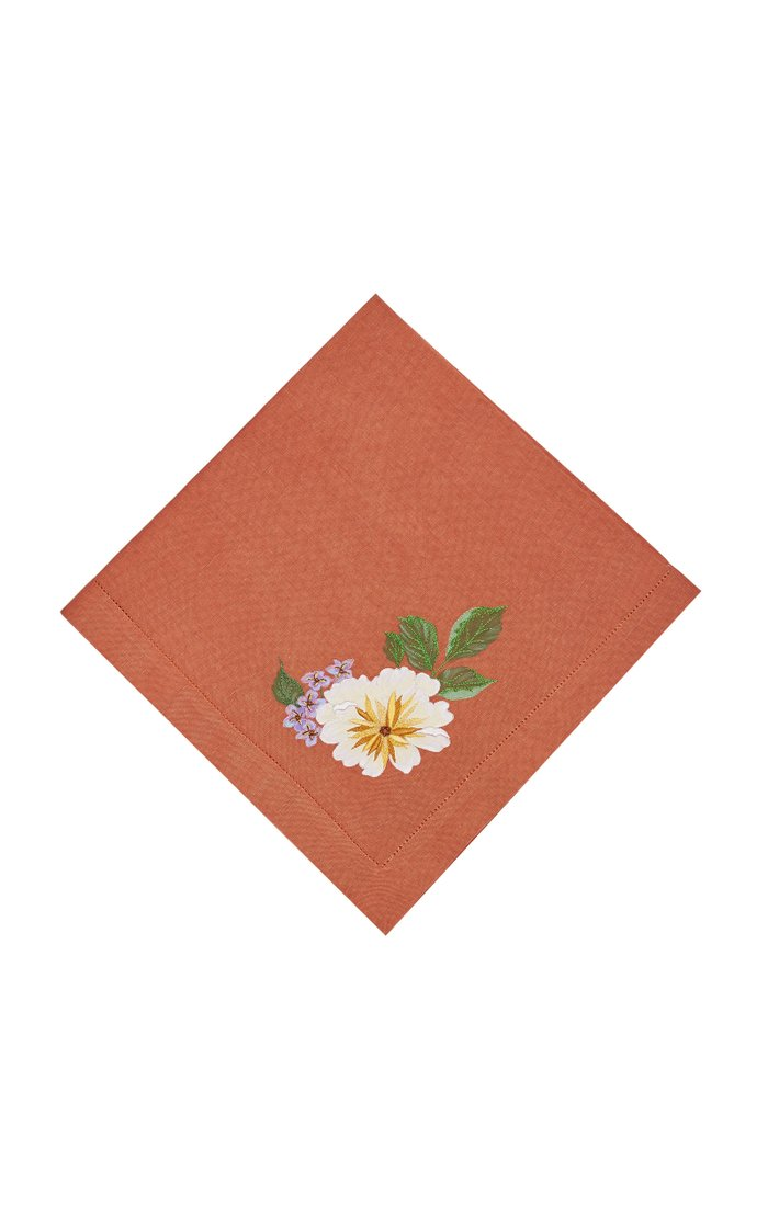 Blossom O Placemat And Napkin Set