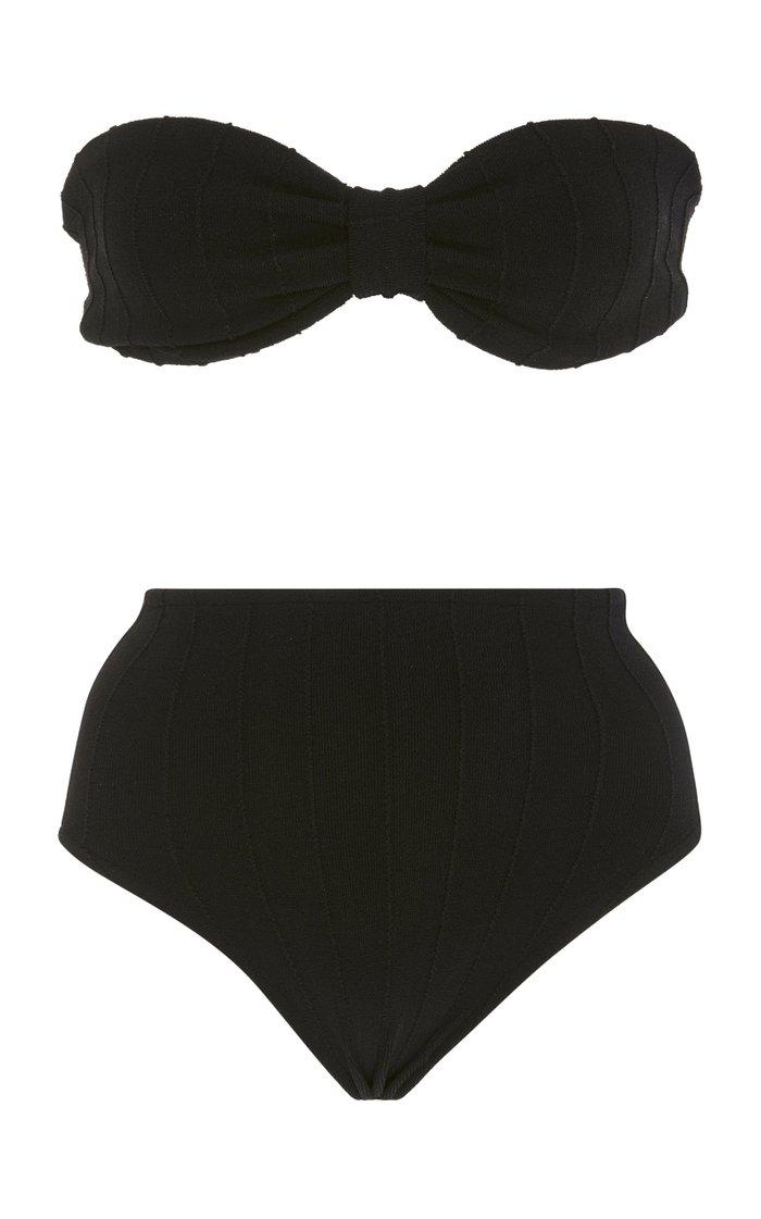 Posey Nile Strapless Bikini