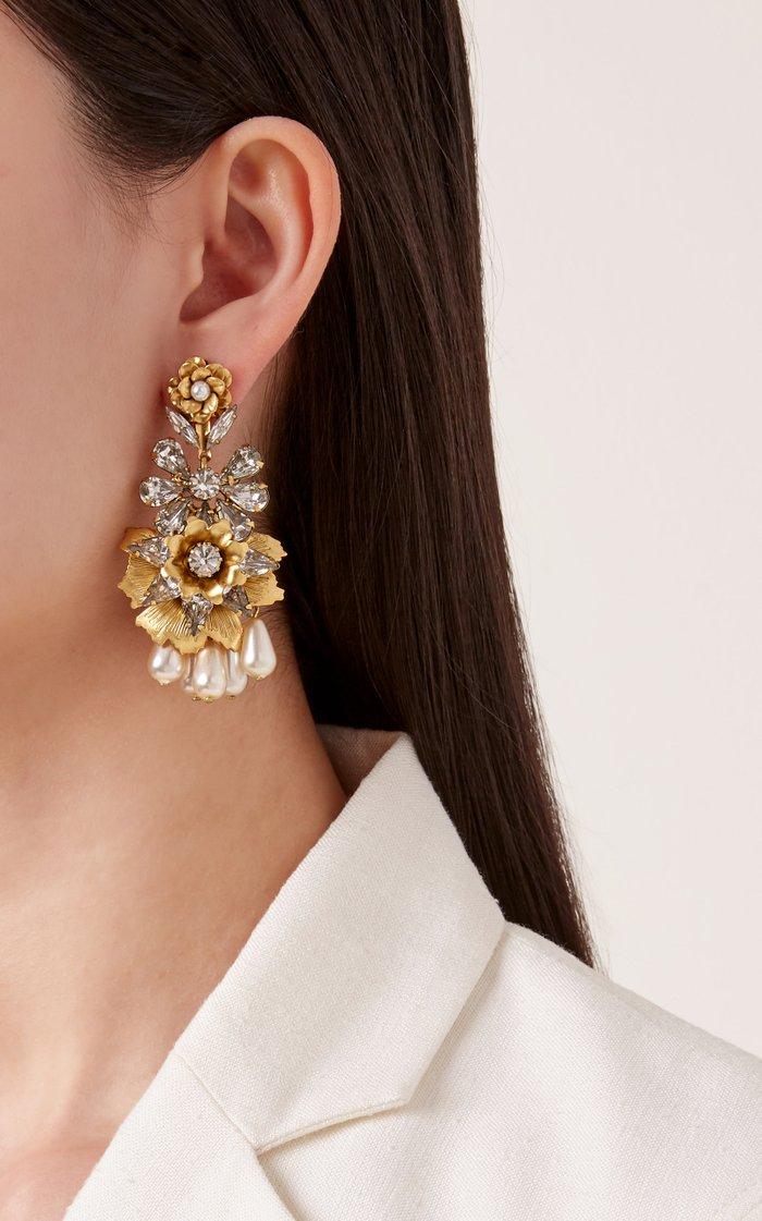 Charlie Crystal Earrings