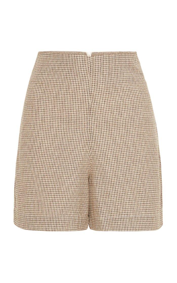 Franco Cotton Shorts