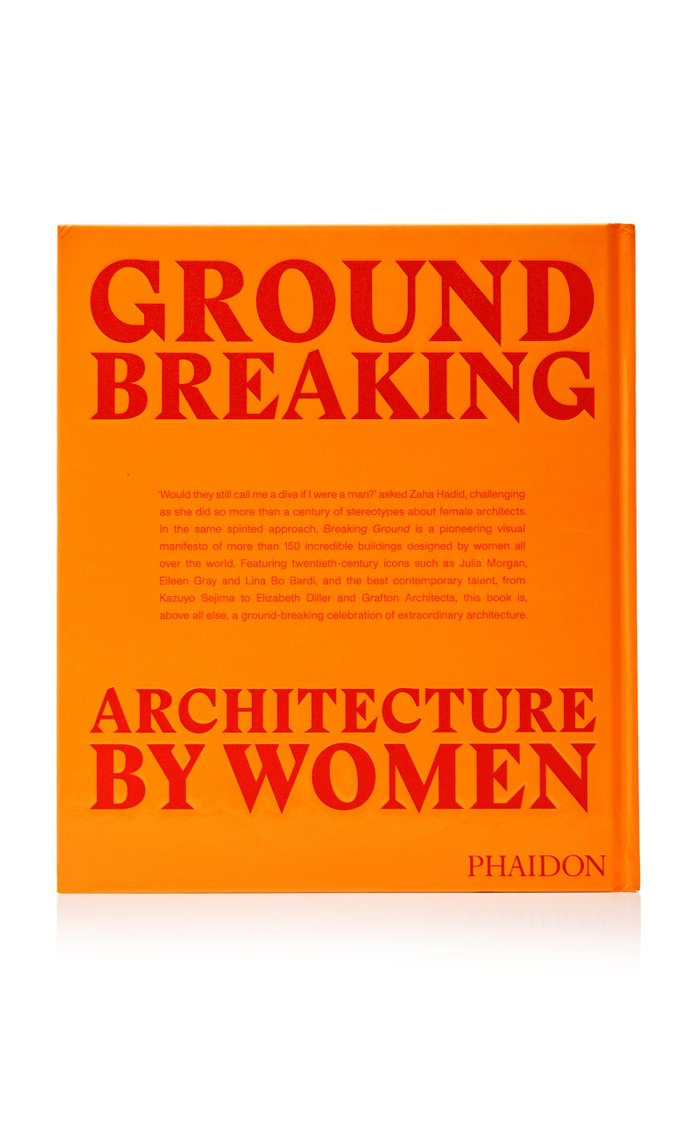 Breaking Ground: Architecture By Women And Great Women Artists Hardcover Book Set