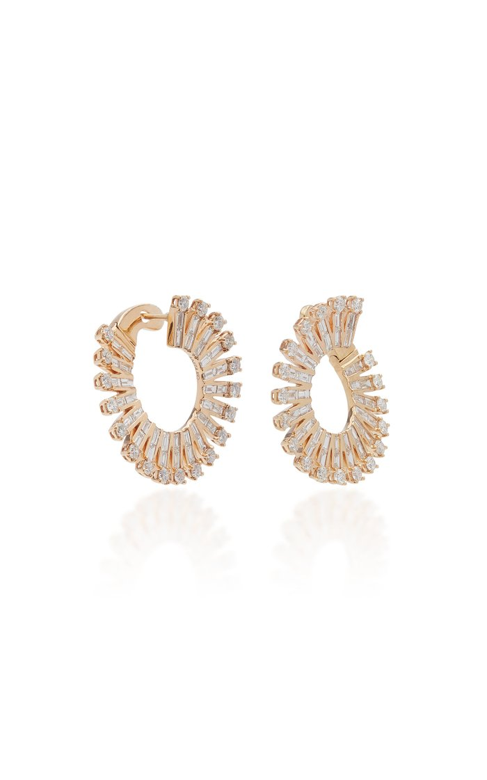 Ava Diamond Earrings