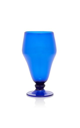 Footed Wine Glass