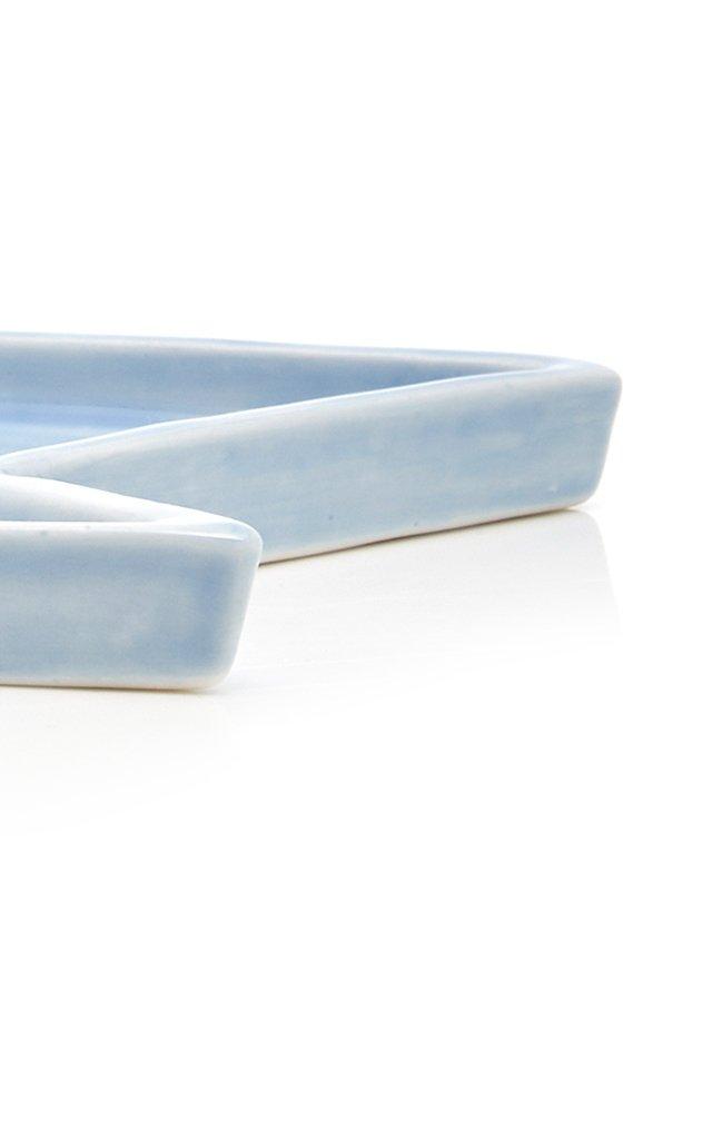 Petite Bang Ceramic Plate