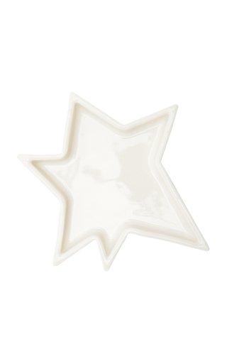 Small Bang Ceramic Plate