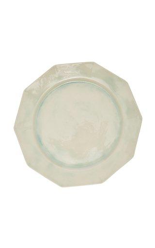 Crackle Ceramic Dinner Plate