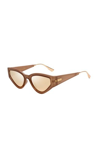 Cat Style Dior Acetate Sunglasses