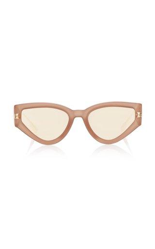 Cat Style Dior Acetate Sunglasses