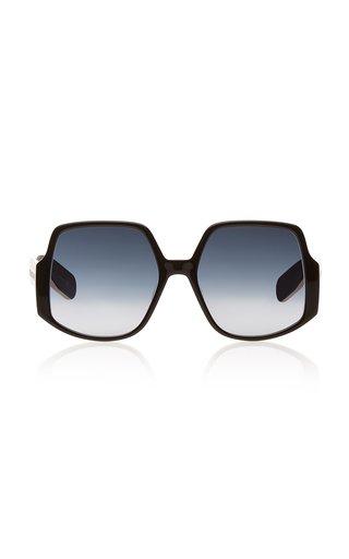 Dior Inside Out Square-Frame Acetate Sunglasses