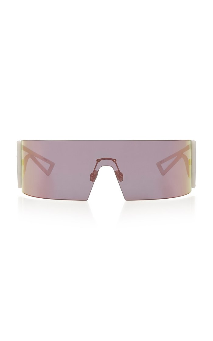 Kaleidiorscopic Acetate Sunglasses