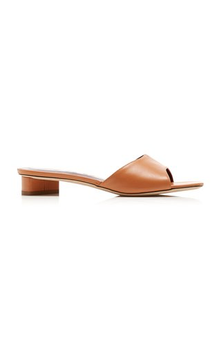 Simone Leather Sandals