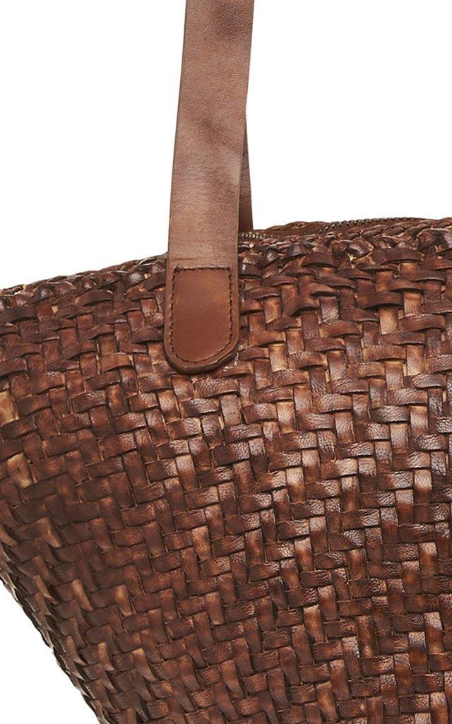 Otton Woven Shoulder Bag