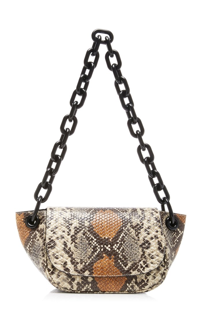 Bend Shoulder Bag