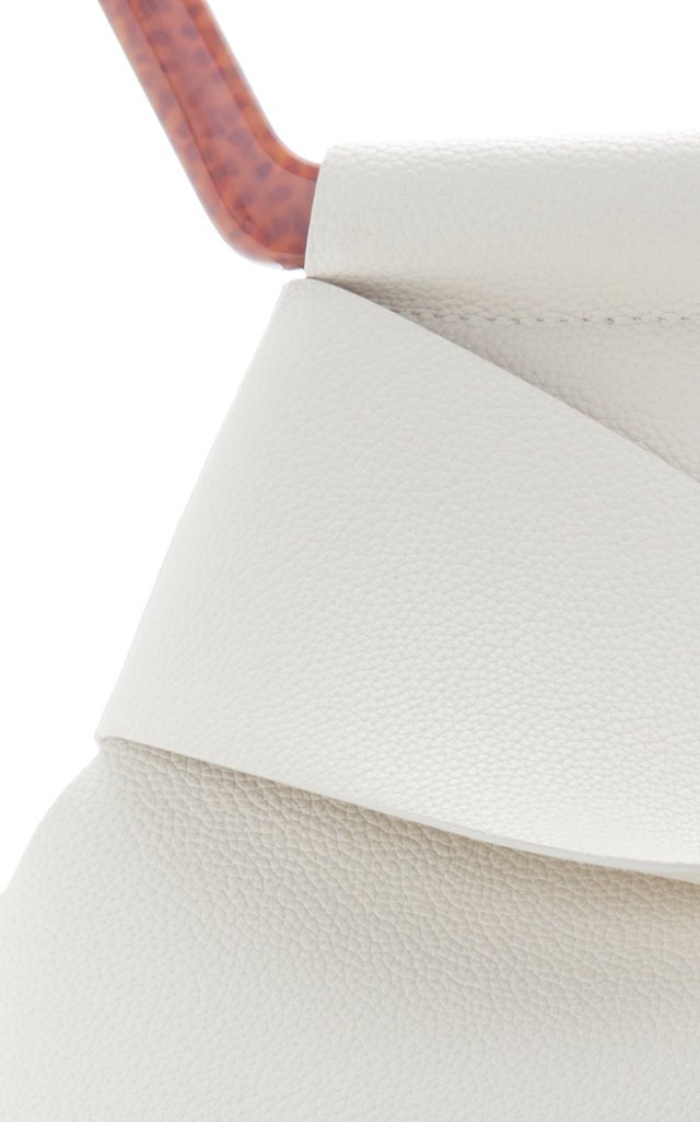 Astrea Leather Top Handle Bag