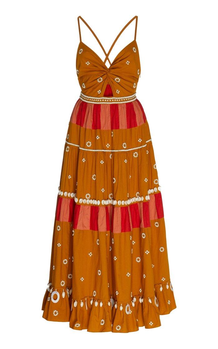 Kali Cotton Dress