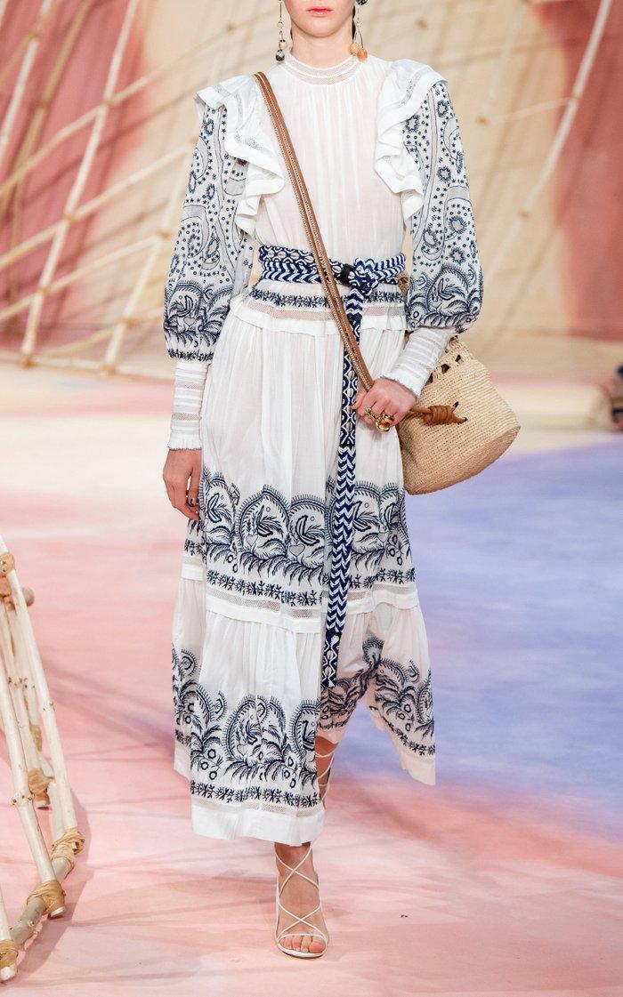 Annabella Cotton Dress