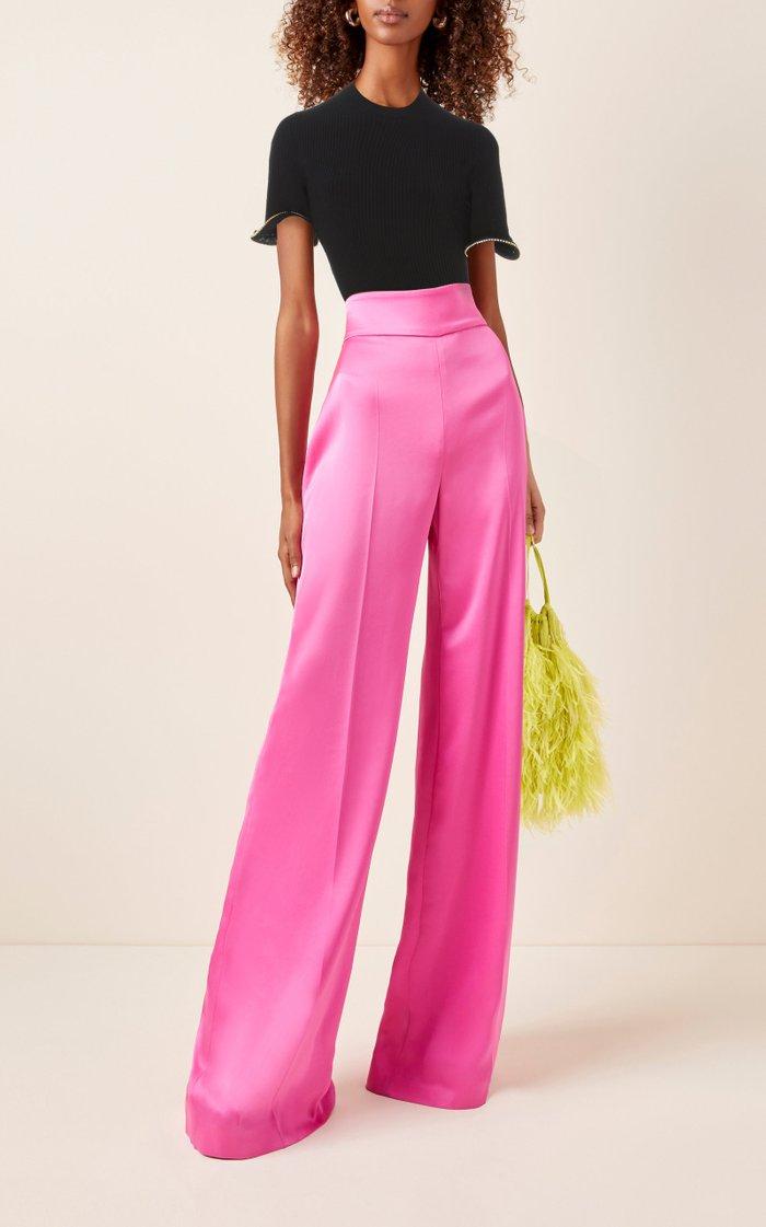 Embellished Ribbed-Knit Bodysuit