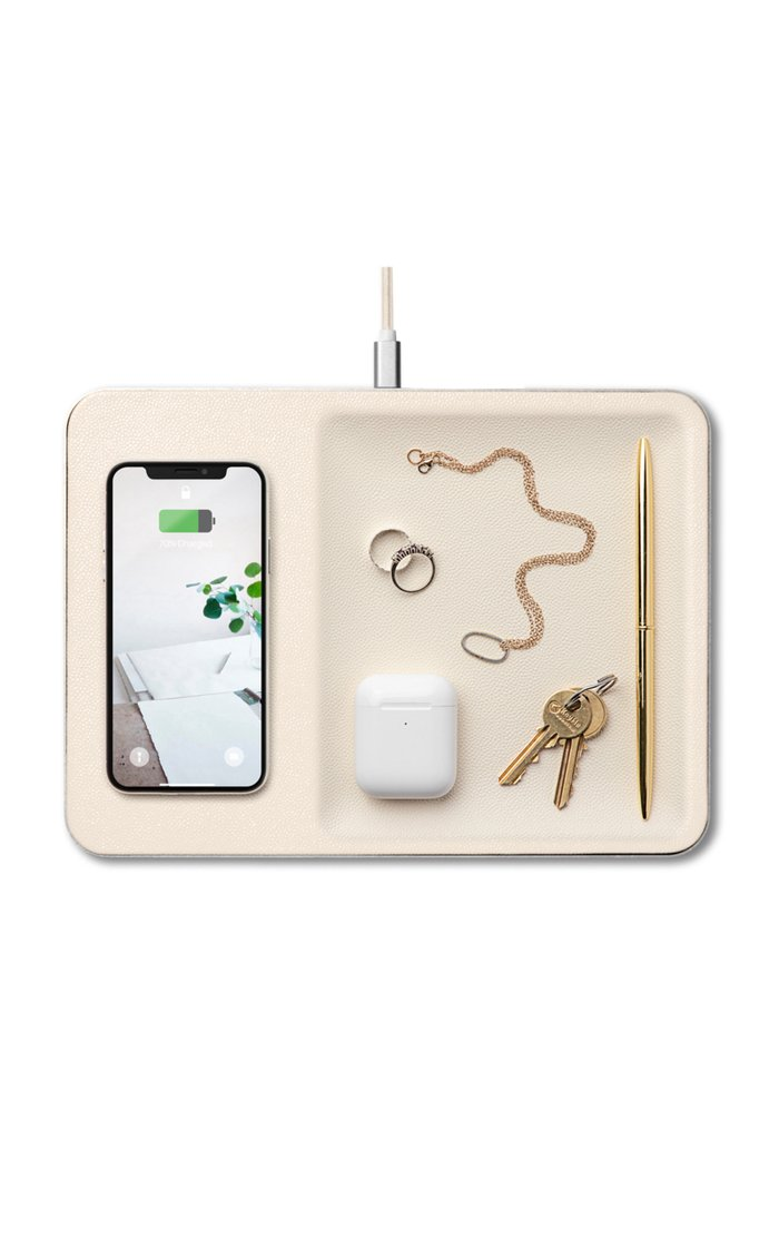 Catch:3 Wireless Charger and Accessory Organizer
