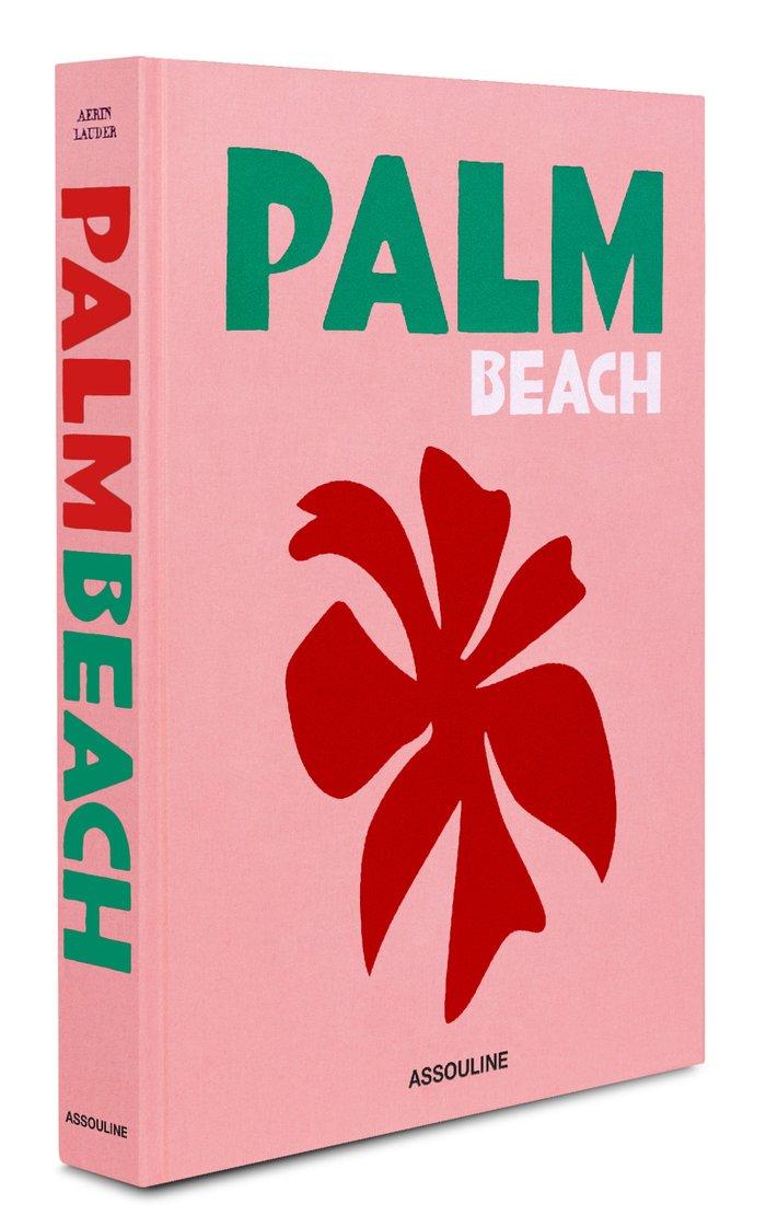 Palm Beach Hardcover Book