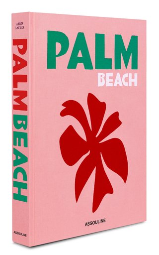 Palm Beach Hardcover Book