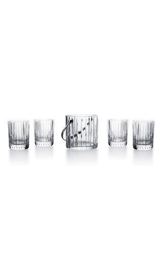 Harmonie Ice Bucket With Four Tumblers