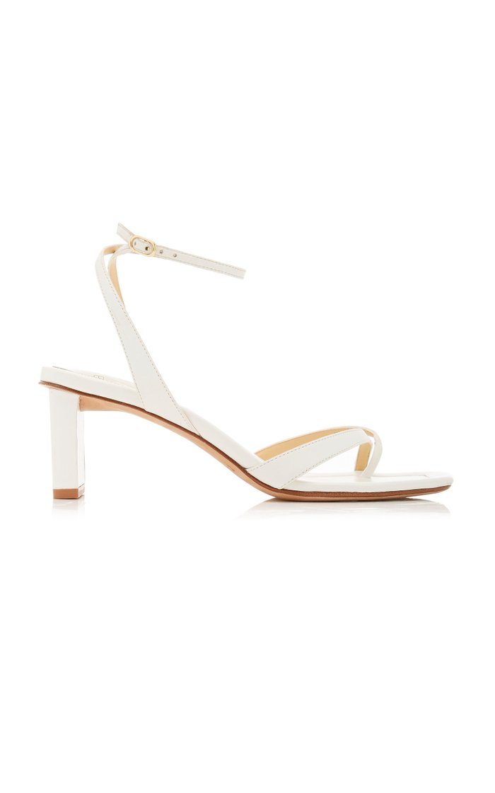 Nelly Leather Sandals