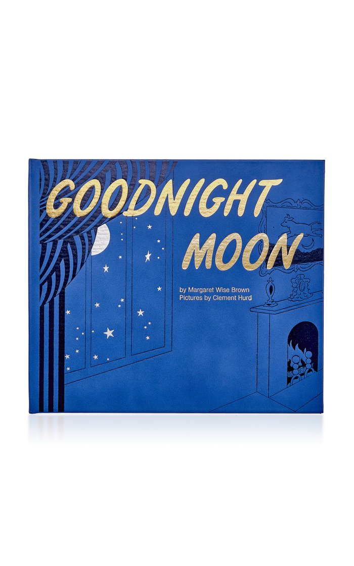Goodnight Moon Leather-Bound Book