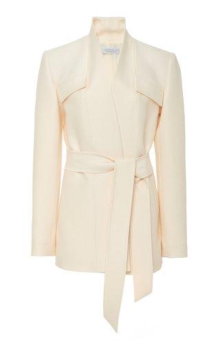 Proteus Wool-Silk Blend Blazer