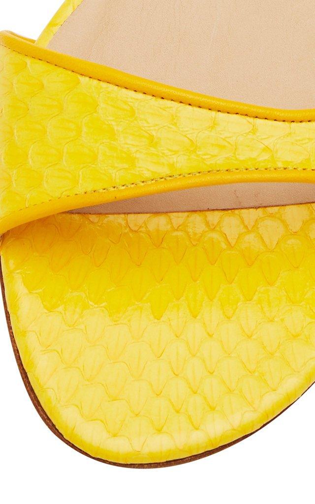 Orpheus Snake Sandals