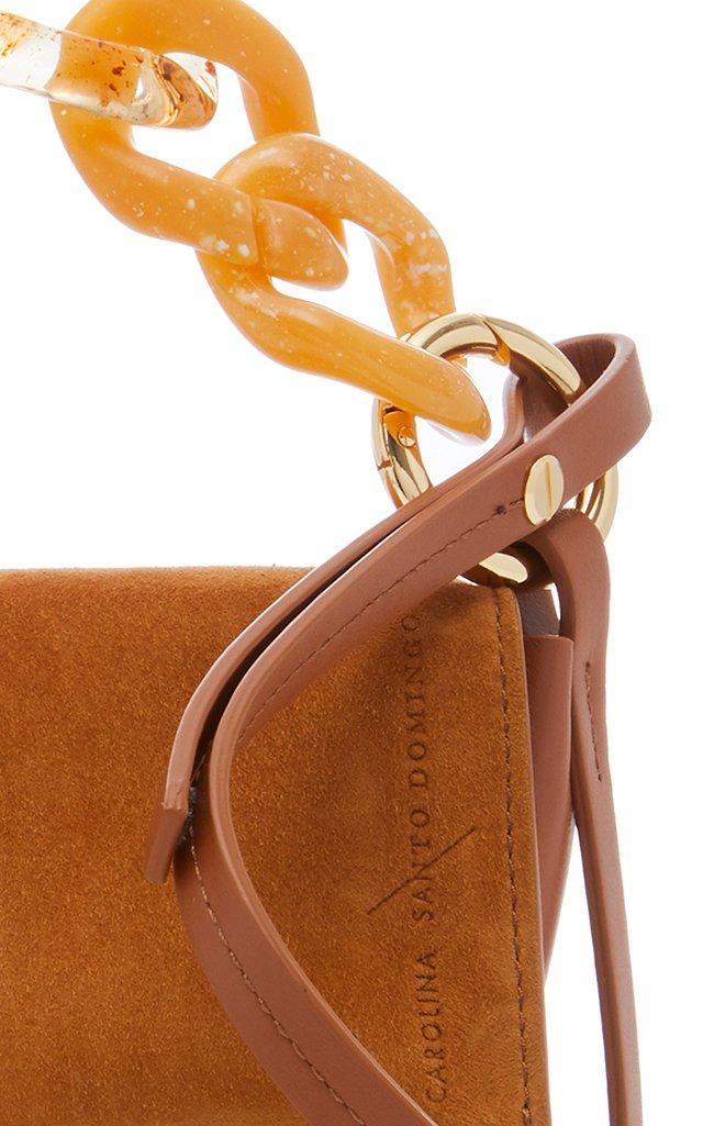 Micro Sofia Leather Crossbody