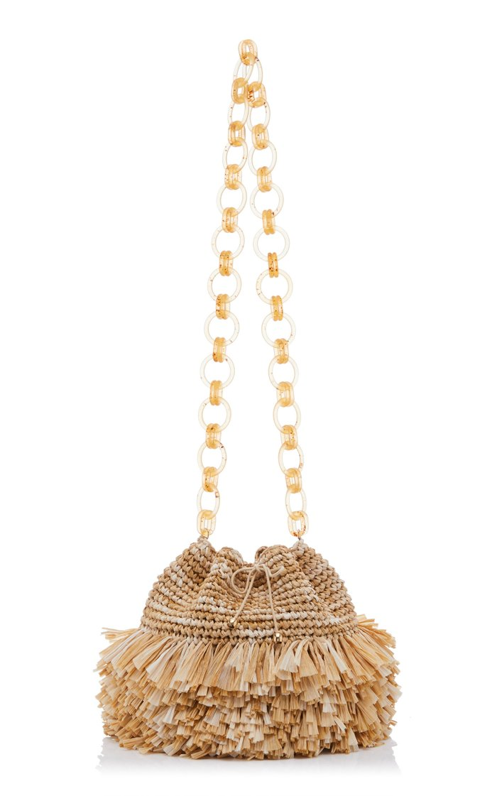 Small Corallina Bucket Shoulder Bag