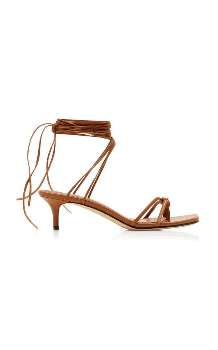 Olympia Leather Sandals