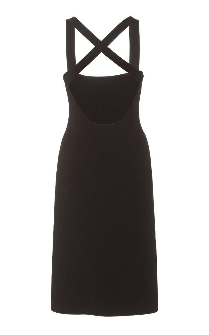 Frances Stretch-Jersey Dress