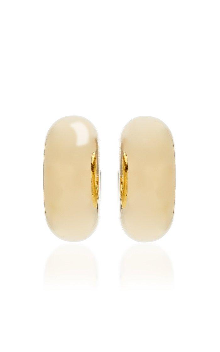 Beam Gold-Tone Vermeil Earrings