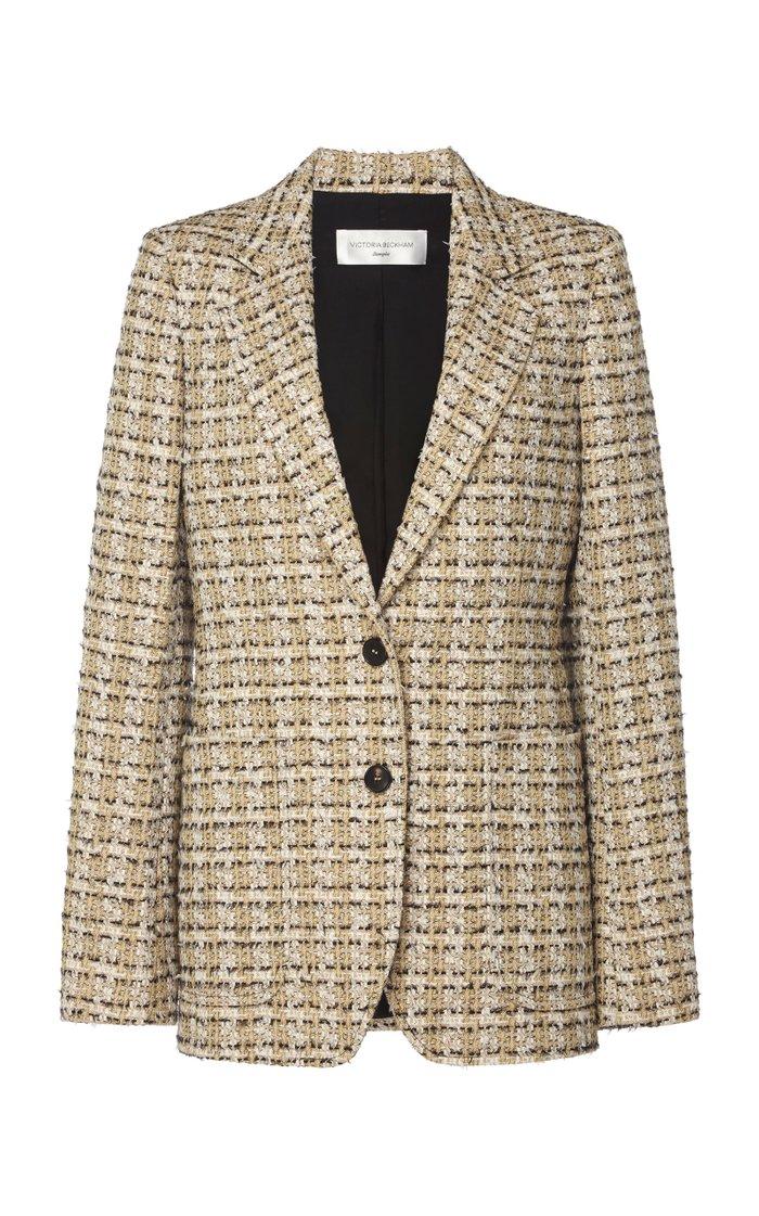 Faye Cotton-Blend Jacket
