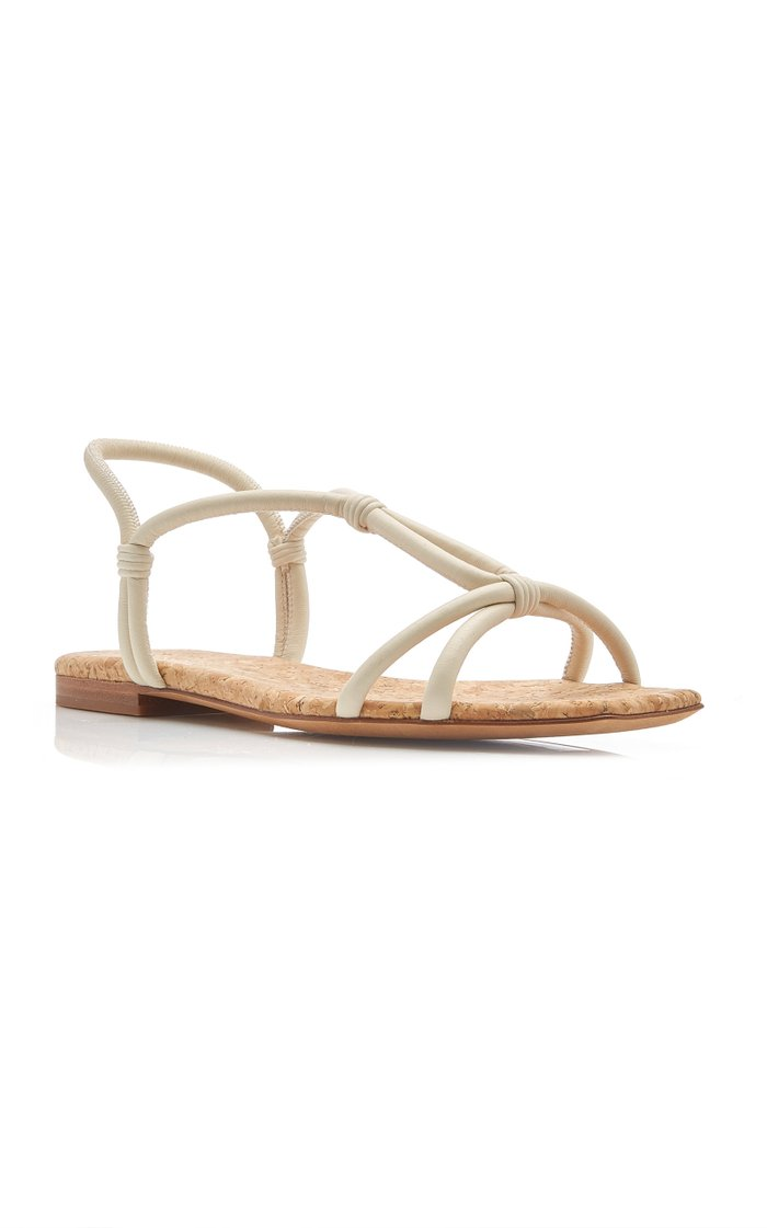 Hazen Leather Sandals