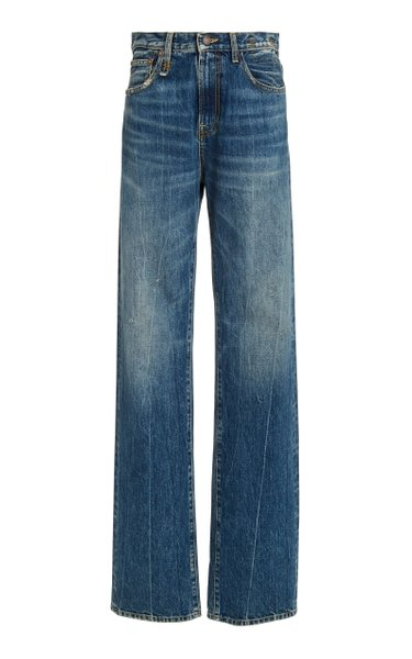 Colleen High-Rise Flared Jeans