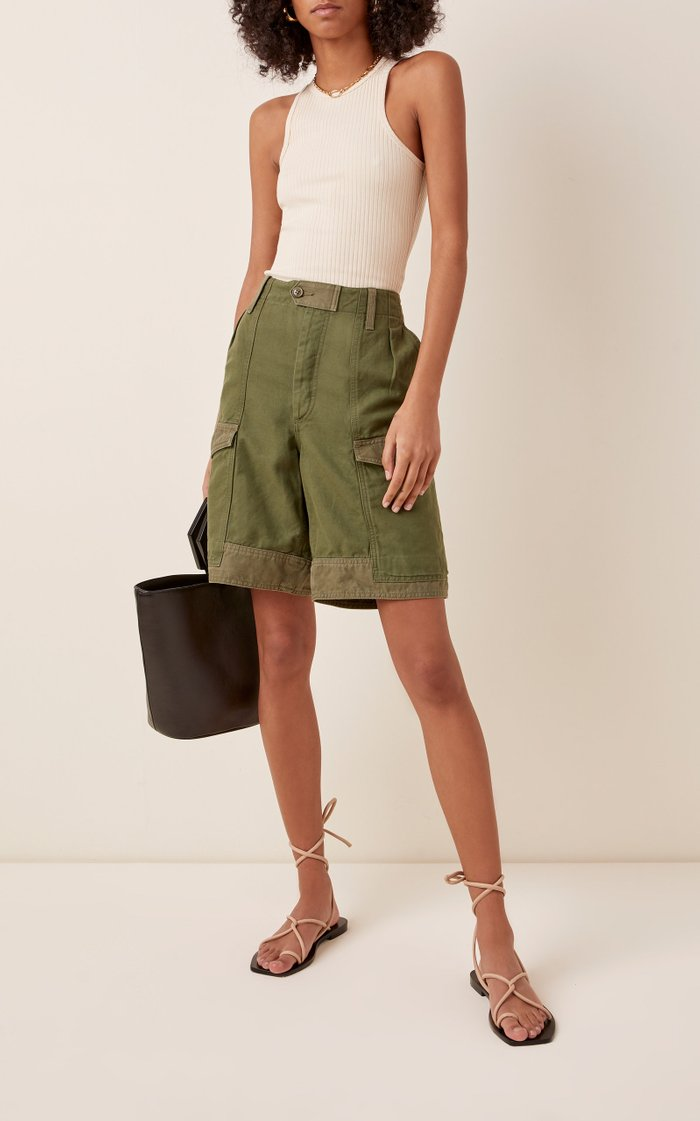 Lily High-Rise Surplus Short