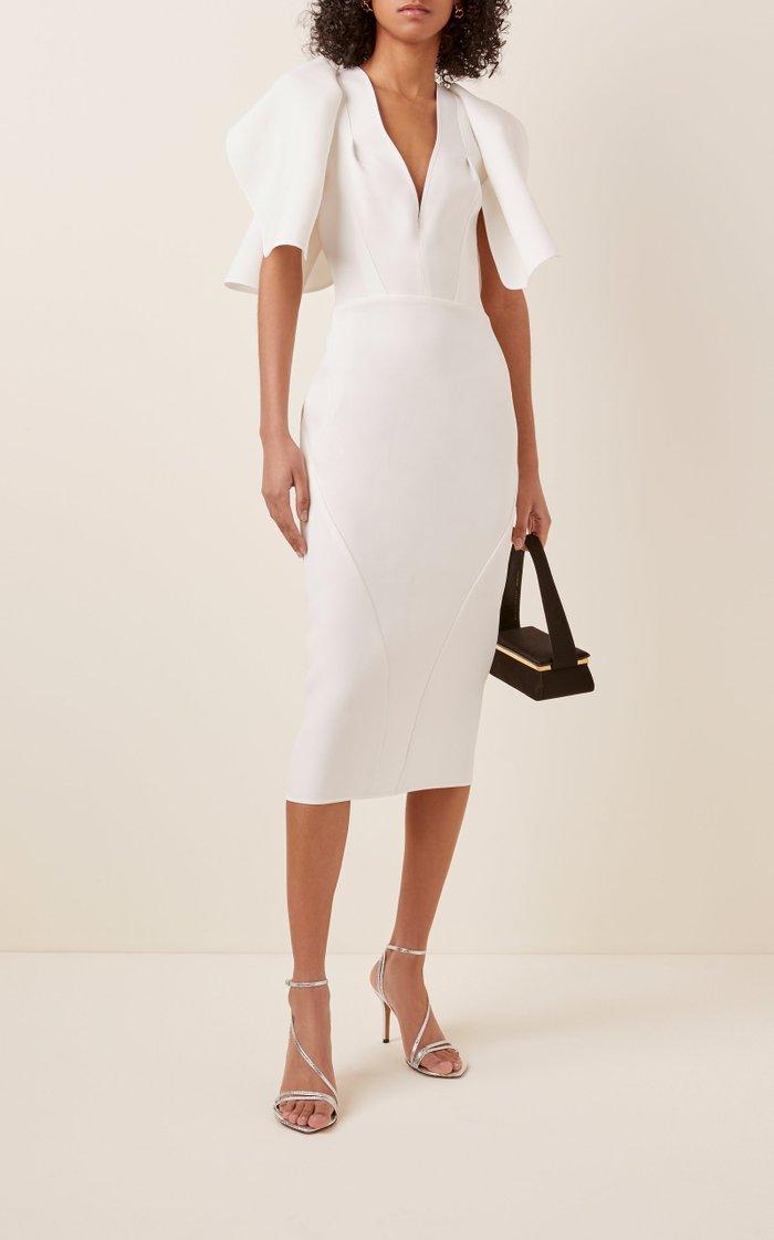Vowed Cady Midi Dress