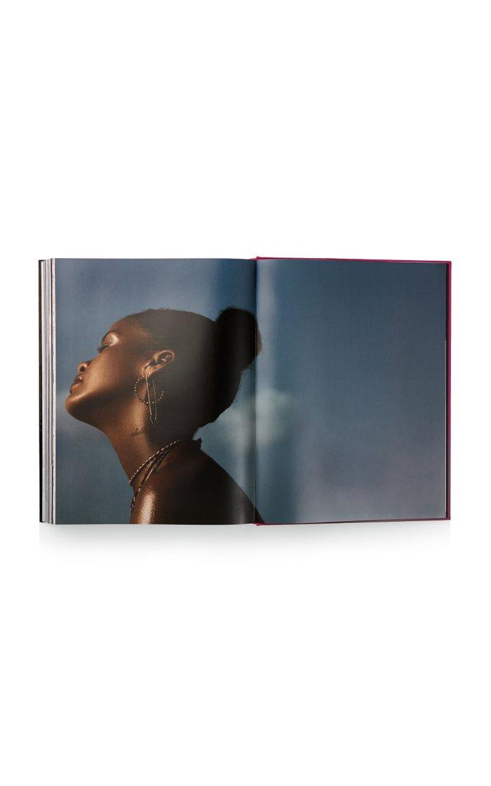 Rihanna Hardcover Book
