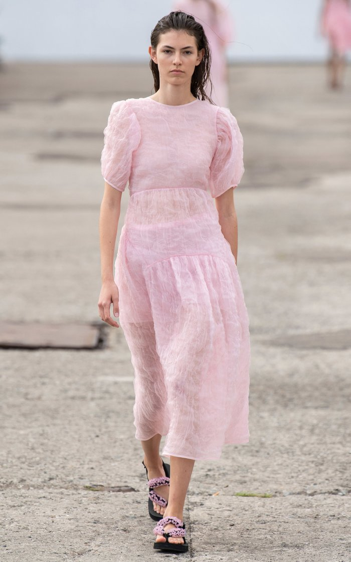 Katrine Panel Dress