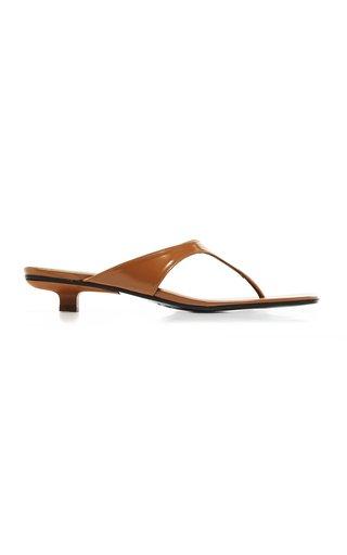 Jack Patent Leather Sandals