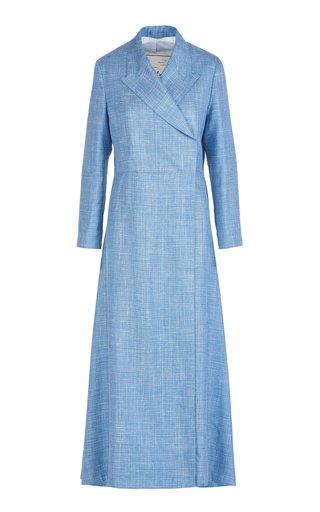 The Christene Wool-Blend Coat