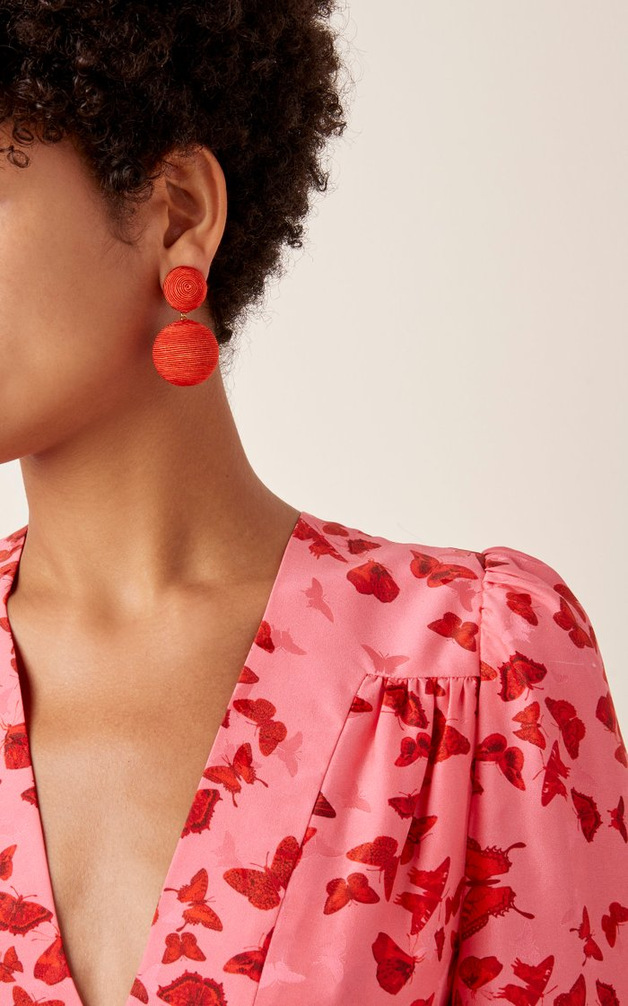 Classic Two Drops Earrings